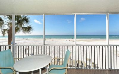 Photo for SIESTA KEY–CENTER BEACH FRONT CONDO WITH SPECTACULAR VIEWS OF THE GULF FROM EVERY ROOM