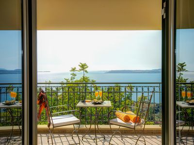 Photo for ** NEW FOR 2016** Exclusive 1 bedroom King Suite with pool and amazing views