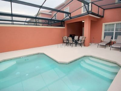 Photo for Fv62887 - Paradise Palms - 4 Bed 3.5 Baths Townhome