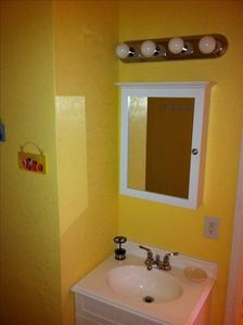 Full Upscale shower Just remodeled 2/2015