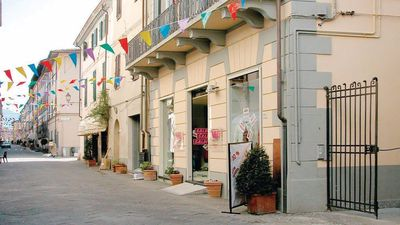 Photo for Romantic and comfortable apartment in the historic center of Camaiore - 8 p.