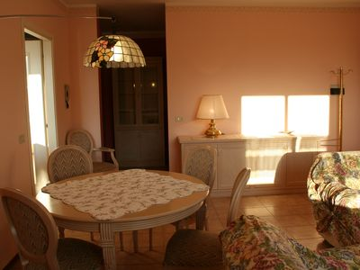 Photo for Cozy apartment with garage suitable for 5 people - C.I.R. 10307200034