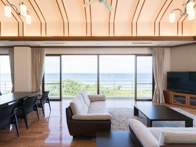 Photo for OCEAN VIEW LUXURY VILLA in Sakiyama
