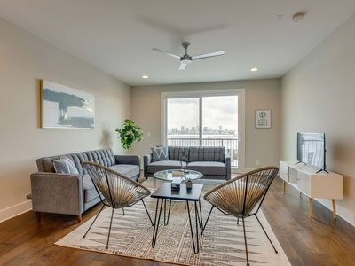 Photo for StayGia | East Nashville | 3 Story Townhome | City Views & Mins. To TopGolf