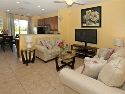 Photo for The Location!!! Gorgeous Townhome 3BD/3BA, 1.5 Mile To Disney World