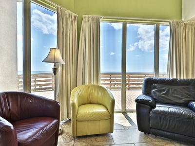 Photo for Tidewater Large 3BR 3BA Ground Flr Slps 10 Book Early 2 FREE Beach Chairs Inc