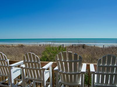 Photo for Oceanfront 1 Bedroom Suite w/ Gorgeous View + Official On-Site Rental Privileges