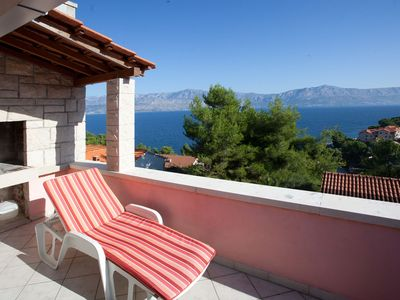 Photo for Apartment Damir  A2(2+2)  - Postira, Island Brac, Croatia