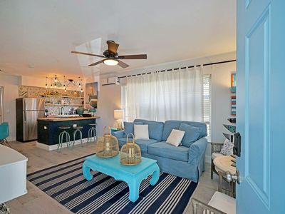 Photo for 1411 Unit 3 · NEW! Beach getaway - Private backyard!