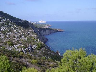 Photo for a tipical village near by the mediterranée.