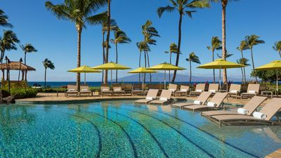 Photo for Hyatt Residence Club Maui, Ka'anapali Beach (7/13/19-7/20/19)- Oceanfront Villa