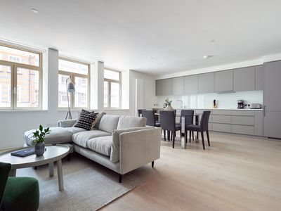 Photo for Chic 2BR in Oxford Circus by Sonder