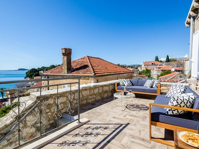 Photo for Villa Residence Mima-Stone Villa with sunny terrace and Swimming Pool