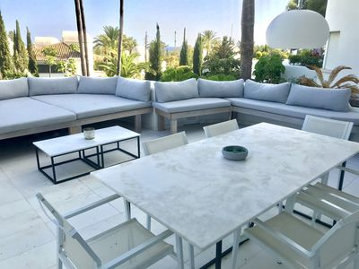Photo for Luxury apartment in Golden Mile of Marbella (19)