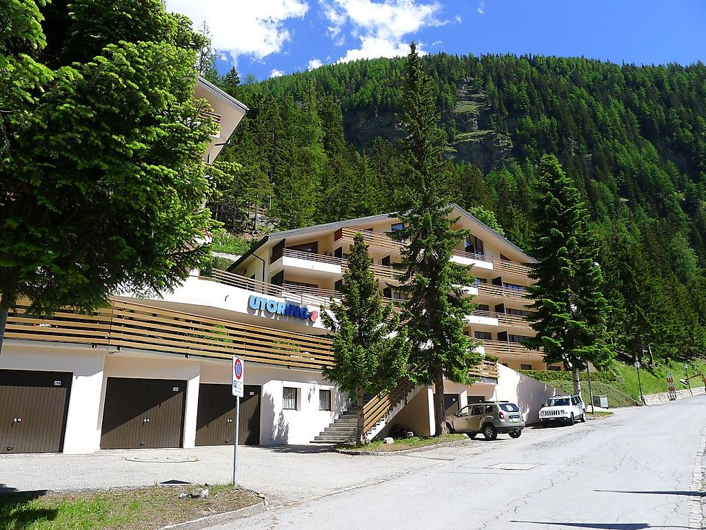 Apartment in the center of leukerbad with internet lift for Lift furniture to second floor