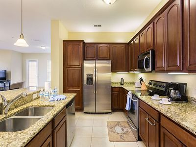 Photo for IFR7484HA - 3 Bedroom Condo In Vista Cay Resort, Sleeps Up To 8, Just 7 Miles To Disney