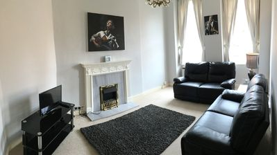 Photo for Grade 2 Listed Georgian Apartment in the Centre of Old Town