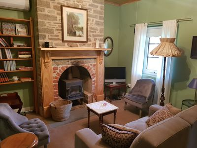 Photo for Charming and Historic Stone Cottage with modern facilities