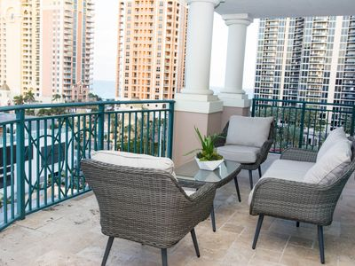 Photo for THE CAROLINE AT KING DAVID IN SUNNY ISLES BEACH, FL