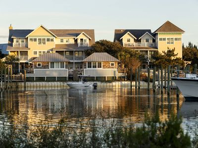 Photo for Bed & Breakfast on Bald Head Island - Marsh Harbour Inn - Ocean Vista