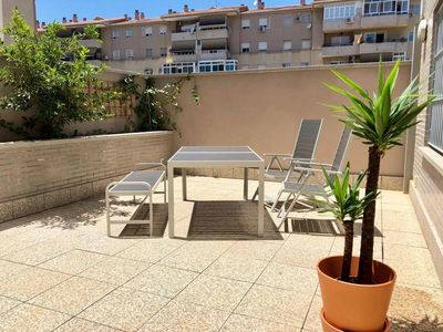 Photo for One bedroom apartment with terrace