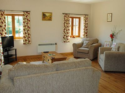 Photo for 2 bedroom property in Aberaeron. Pet friendly.