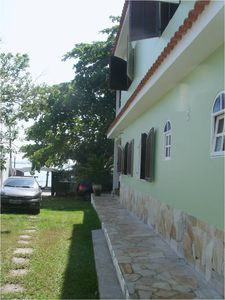 Photo for Duplex house, 4 bedrooms, swimming pool, Games room and volleyball net