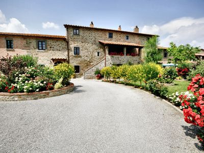 Photo for Apartment in Cortona with 1 bedrooms sleeps 2