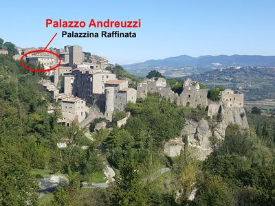 Photo for Elegant Condo in Grand Villa in Medieval Town! Pool! One Hour to Rome! 50% OFF!!