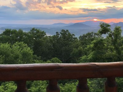 Photo for Amazing View of Pigeon Forge 7 min from center of town