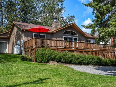 Photo for Dog-Friendly Home Less than 1/2 mile from Wisp Resort!