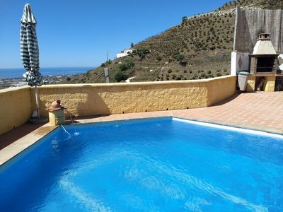 Photo for Spacious Holiday Villa with seaview. All inclusive Price