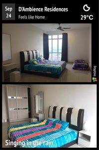 Photo for D'Ambience Residences (Condo Entire Home)