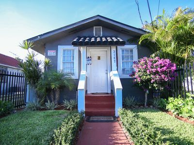 Photo for Welcoming 2-BR apartment in the historical Coral Way neighborhood