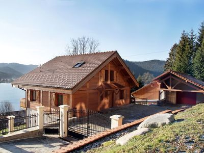 Photo for LUXURY COTTAGE WITH INDOOR HEATED POOL