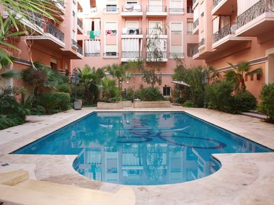 Photo for NEW.....! Signature Residence Yasmine, 2 air-conditioned rooms with pool,