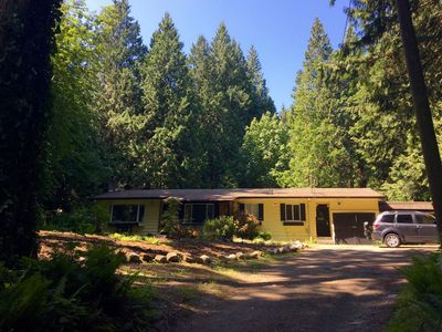 Photo for A Roberts Creek Haven: The Yellow House