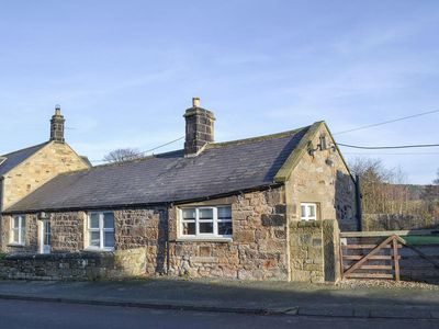 Photo for 2BR Cottage Vacation Rental in Bamburgh, Northumberland