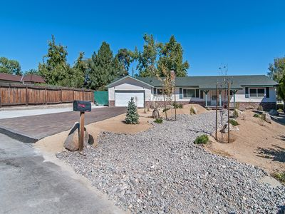 Photo for Single Story Home, Large Fenced Yard & RV Parking