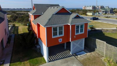 Photo for Location Location Location - Stay at OBX Life II Ocean, sound, and park views!!