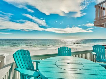 BEACHFRONT PET FRIENDLY Now booking for fall!, Florida