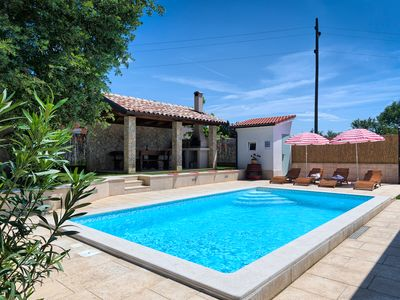 Photo for Holiday house Marcana for 1 - 8 persons with 3 bedrooms - Holiday home