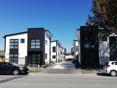 Photo for Modern townhouse  at Christchurch City