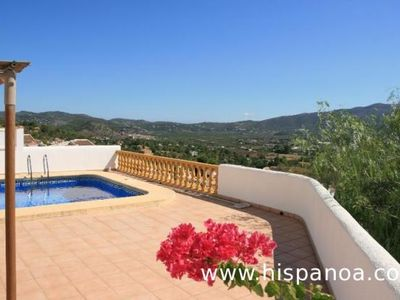 Photo for Beautiful villa in Costa Blanca for 6 persons with pool