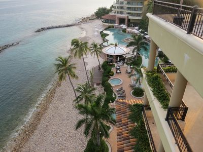 Photo for 5 Diamond Garza Blanca Resort & Preserve Ocean Front 2 Suite Combo Available!!!