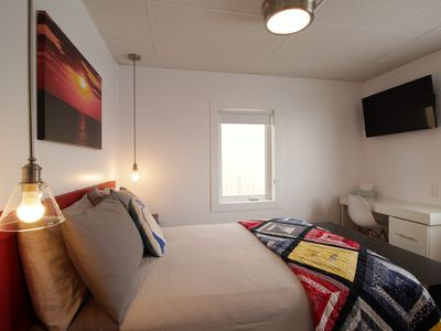 Photo for Twillingate & Beyond - Sunshine Inn - Main Deck (Double bed with Ocean View)