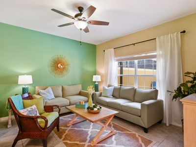 Photo for 5 Star Townhouse at Paradise Palms! Glam, Harry Potter Room & 5 star Resort!