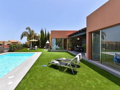 Photo for Vacation home P8 in Maspalomas - 4 persons, 2 bedrooms