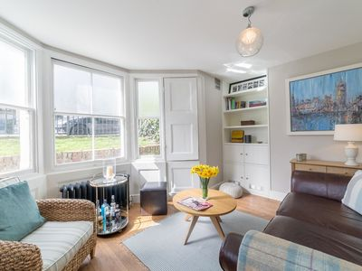 Photo for NEW Charming 2BD Basement Flat Heart of Battersea