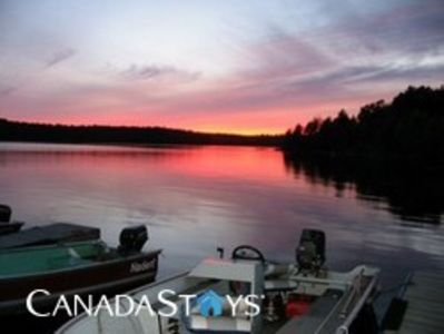 Photo for 3 bedroom Cottage - Port Loring, Ontario, Canada